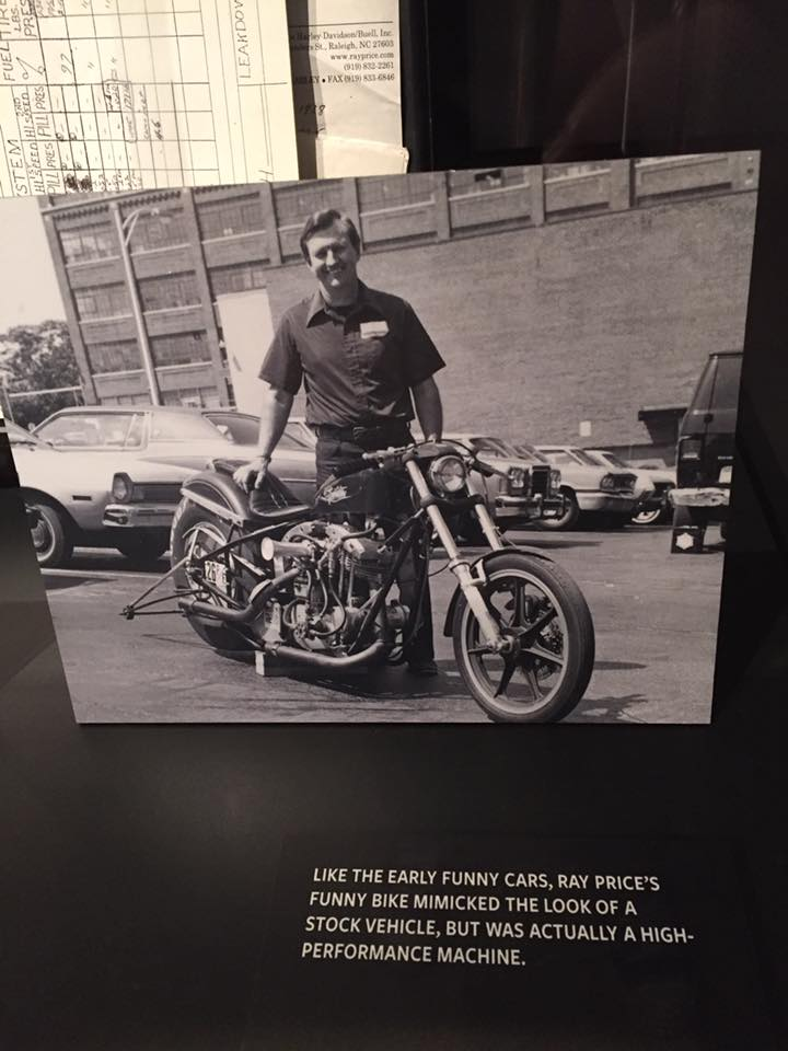 """Ray Price's History Featured in Harley-Davidson Museum Exhibit """"Drag"""