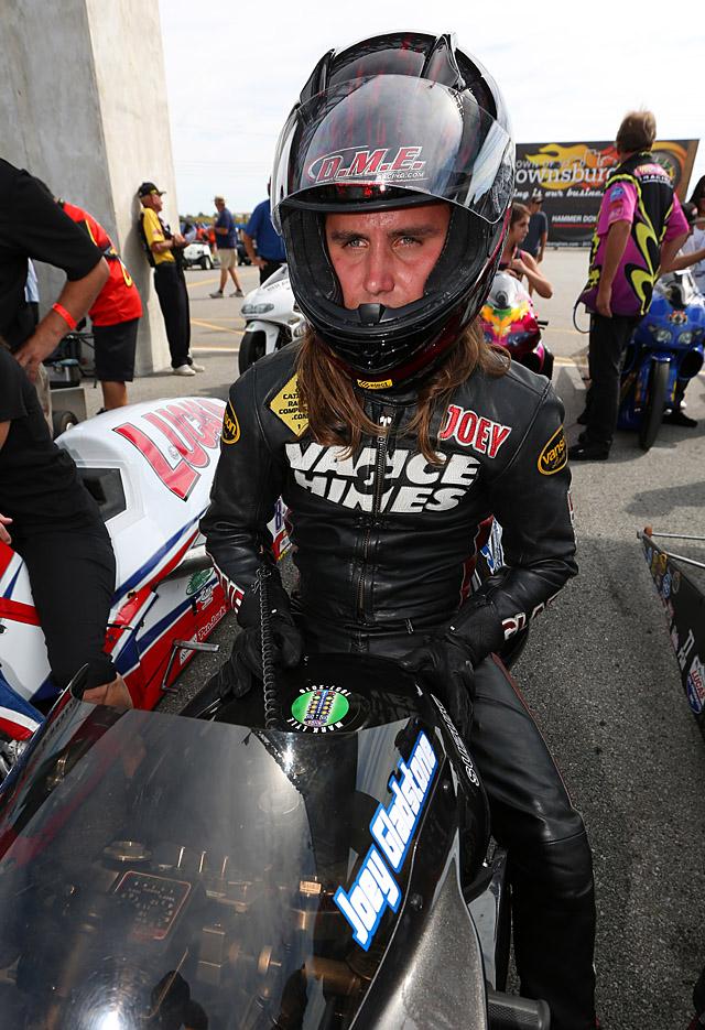 Joey Gladstone - Pro Stock Motorcycle
