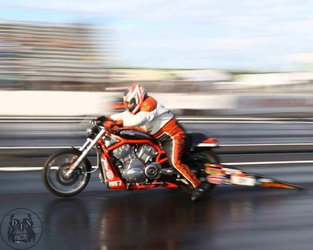 Sportsman Harley Dragbike Racing