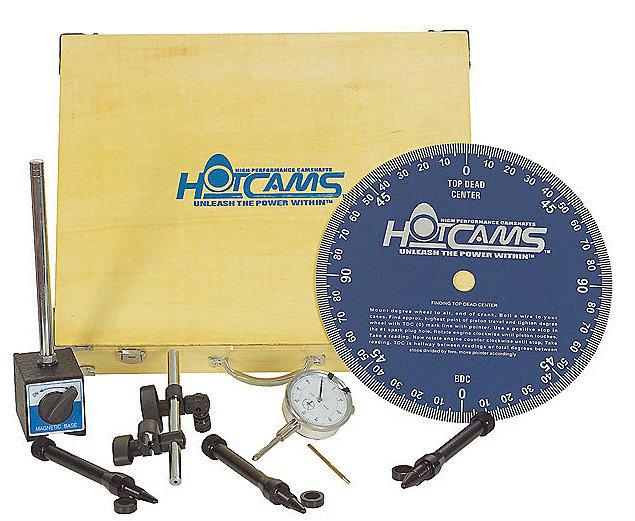 HotCams Cam Degree Kit