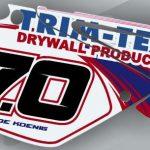 Joe Koenig Trim-Tex DeCal Works Ice racer Kit