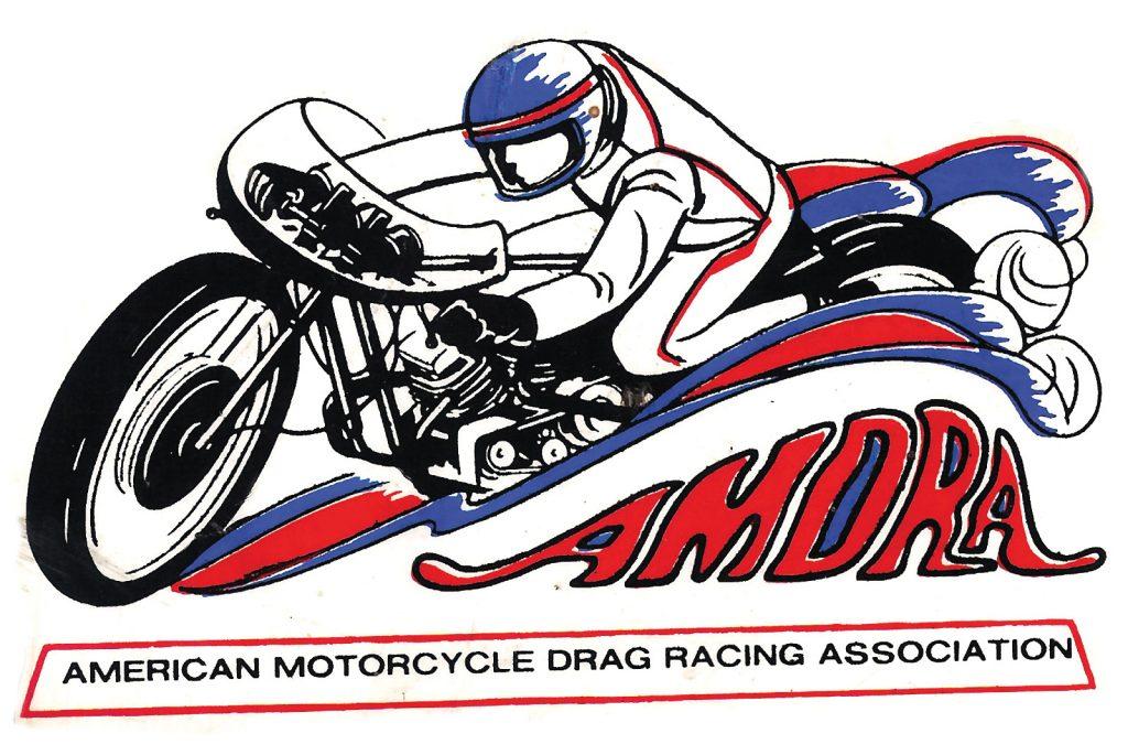 AMDRA Dragbike racing