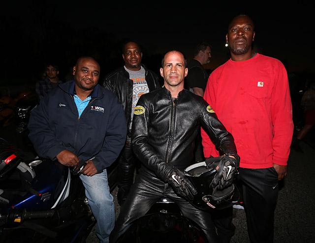 Louisiana grudge racer Stephen Brindle and krewe