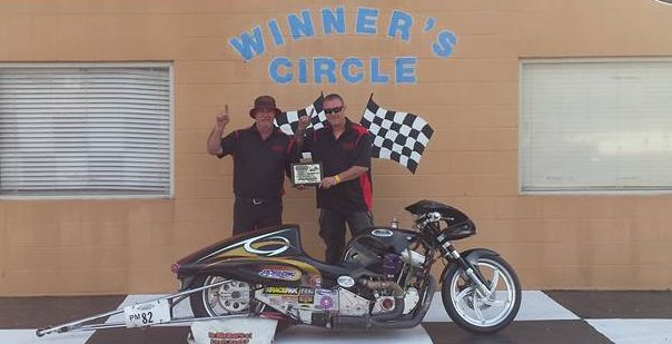 Shane Pendergrast John Arnold winner circle 2017