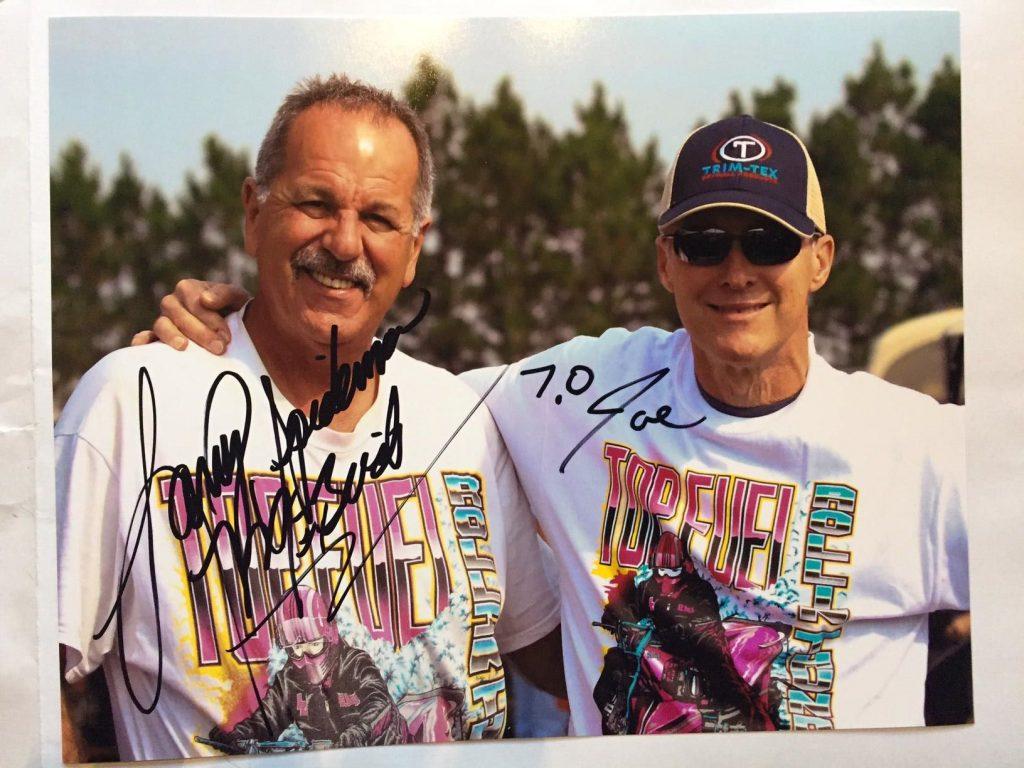 Larry McBride, Joe Koenig