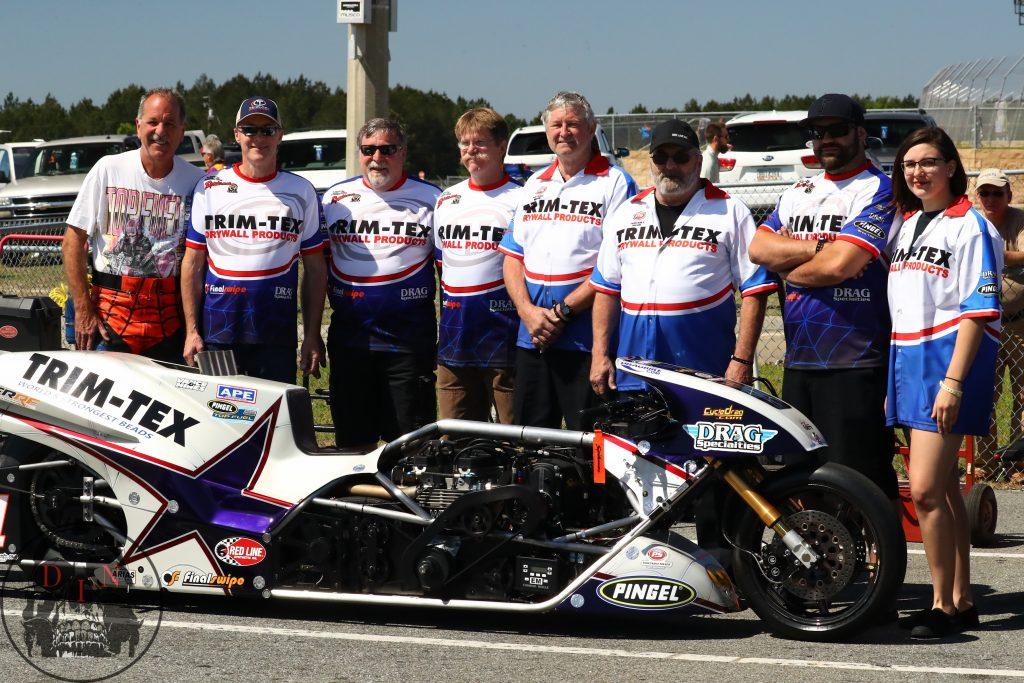Team Larry McBride 2017
