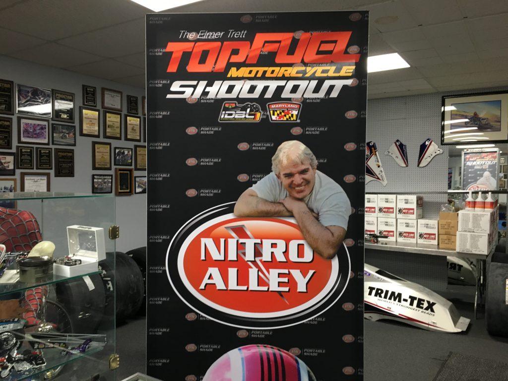 Elmer Trett IDBL Top Fuel Championship