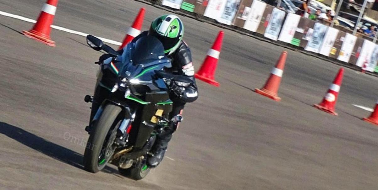Rickey Gadson Kawasaki H2