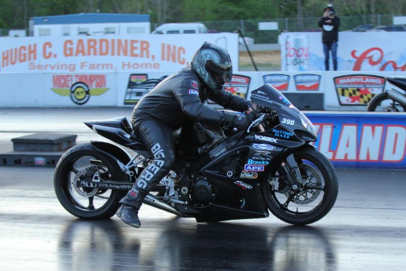Hayabusa Drag Racer