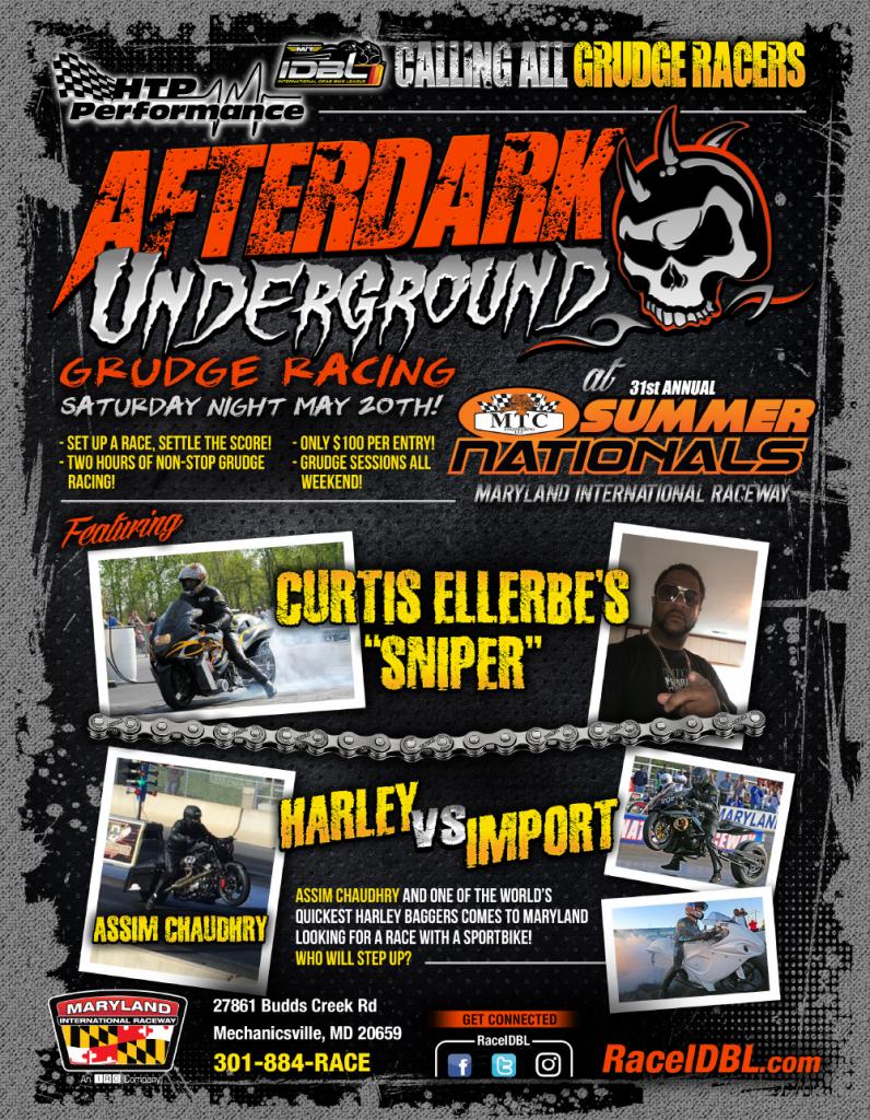 IDBL AfterDark Underground 2017