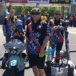 Team Liberty, Chris Rivas, Angelle Sampey, Cory Reed