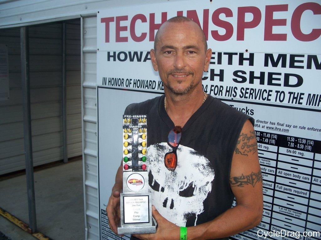 Ron Procopio MIROCK Winner