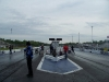 Maryland International Raceway Starting line