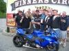 Jeremy Teasley, Jason Miller MIROCK Winner