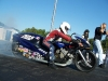 Bill Vose Pro Mod Drag Bike