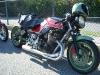 1985 GS 1150 Motorcycle Drag Racing