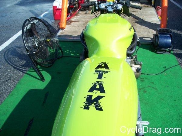 Atak Kawasaki Dragbike