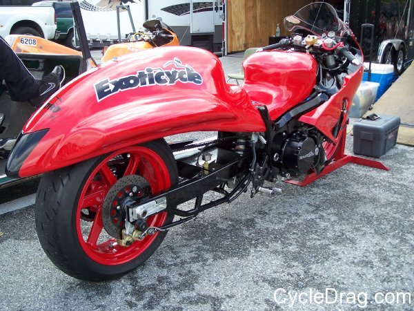 Exoticycle Pro Street