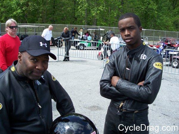 Ed Murphy Dragbike Racing MIROCK