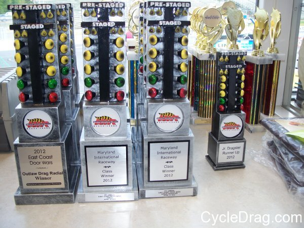 Maryland International Raceway Trophies