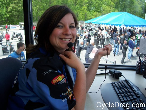 Drag Racing Tour Computer Operator