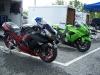 Kawasaki ZX-14 Drag Racing
