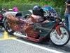 Custom Painted Suzuki Dragbike MIROCK