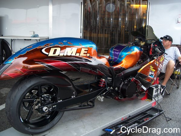 DME Pro Street Motorcycle