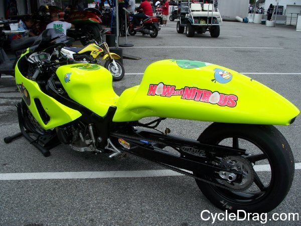 Now and Nitrous Grudge Bike