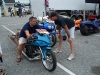 Atak Hayabusa Drag Bike