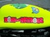 Now and Nitrous Hayabusa Grudge Bike
