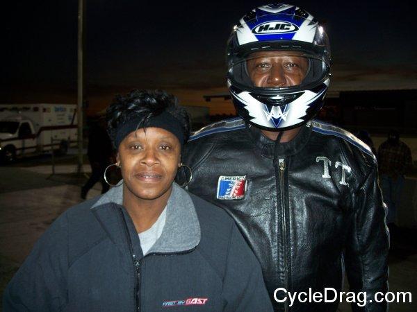 TT Jones and Wife