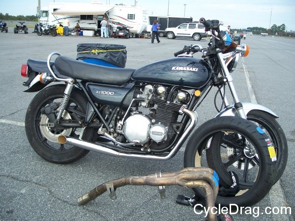 1978 KZ 1000 For Sale Dragbike Nationals