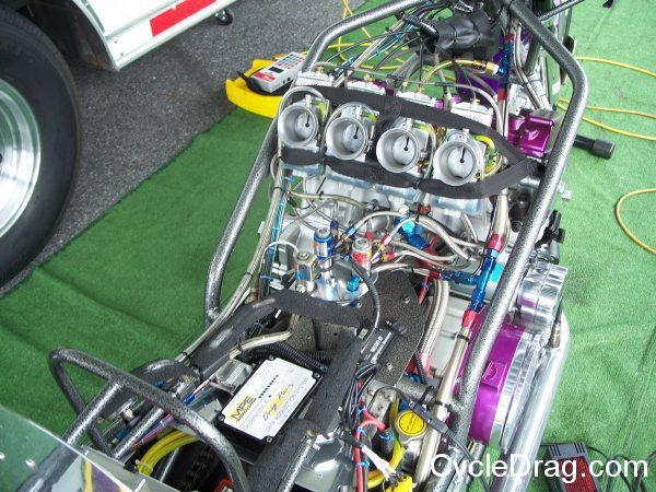 Lectron Carburetors