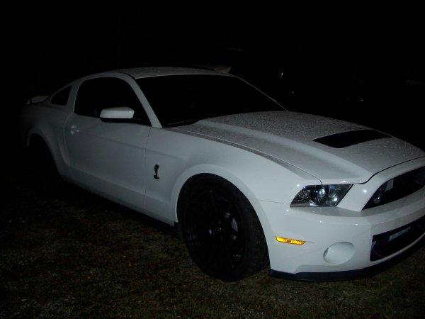 Jason Miller MIR Mustang