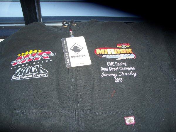 MIROCK Champions Jacket 2013