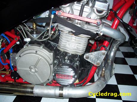 Kawasaki KZ Pro Mod Motor