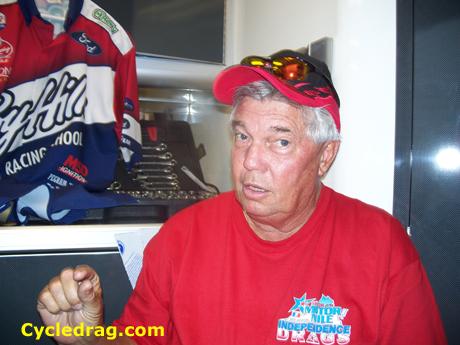 Roy Hill Drag Racing