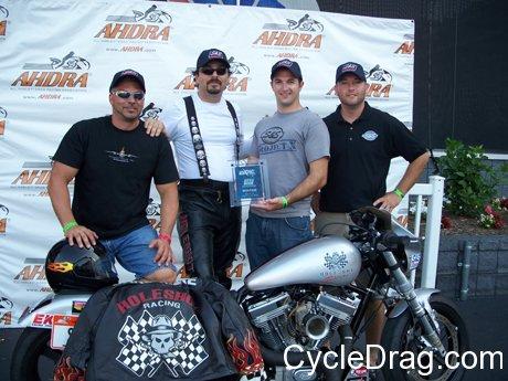 Holeshot Racing Harley