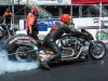 Mike Romine Top Fuel
