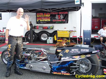Korry Hogan Top Fuel