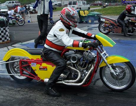Pro ET Harley Davidson