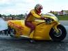 Dean Frantz Pro Stock Motorcycle
