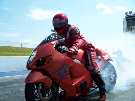 Tony Razor Hayabusa Burnout