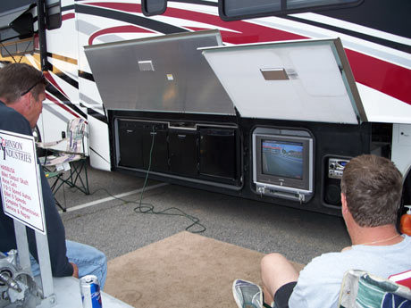 Rob Bush, Bruce Sauer, Motorhome TV