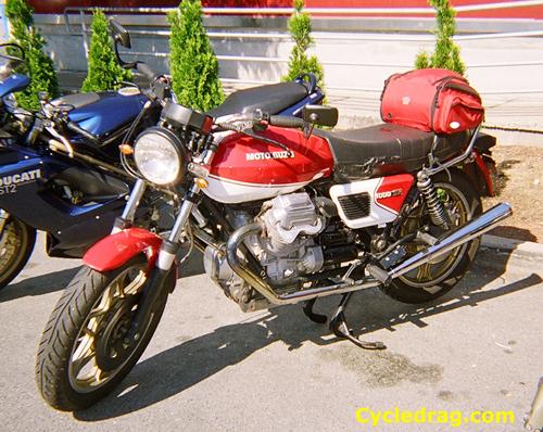 1979 Moto Guzzi