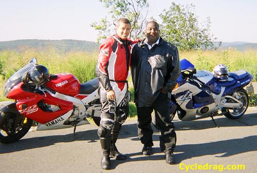 Yamaha YZF 1000 Joe Shipani