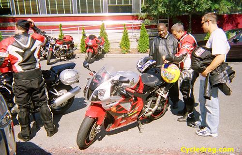 Motorcycle Road Ride, Helmet Hook