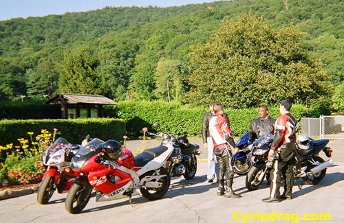 Bear Mountain Motorcycle Ride