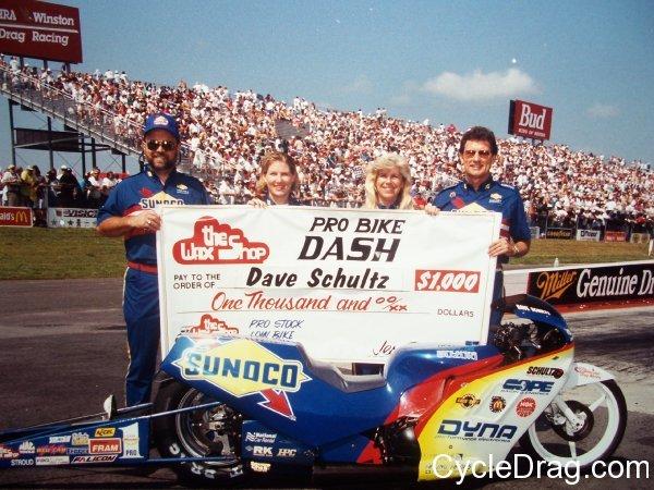 Dave Schultz Wax Shop Dash